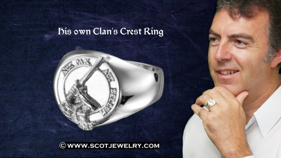 Man's Ring - Gunn Clan