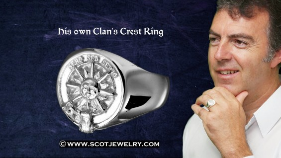 Man's Ring - Kerr Clan
