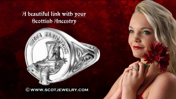 Lady's Ring - MacAulay Clan