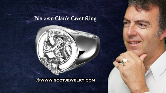 Man's Ring - MacDuff Clan