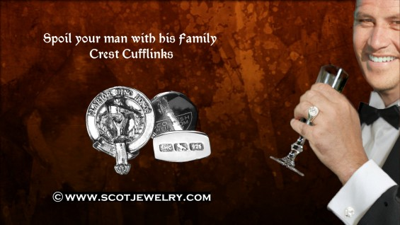 Cufflinks - Buchanan Clan