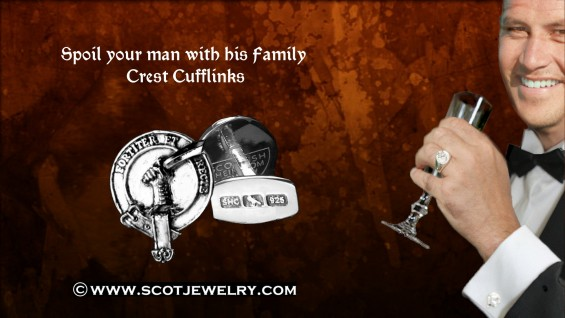 Clan Eliott Cufflinks