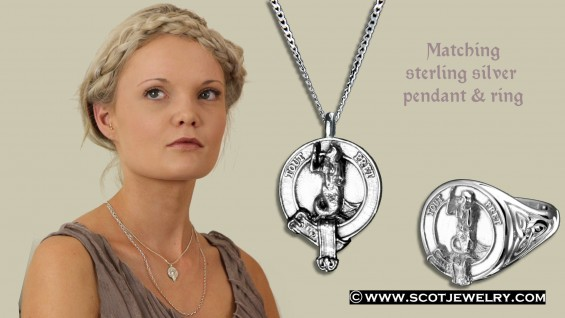 Clan Murray Pendant D