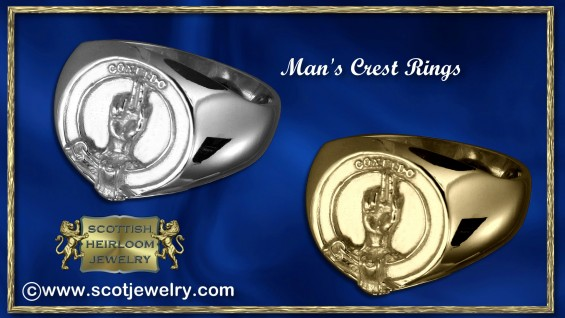 Man's Ring - Boyd Clan