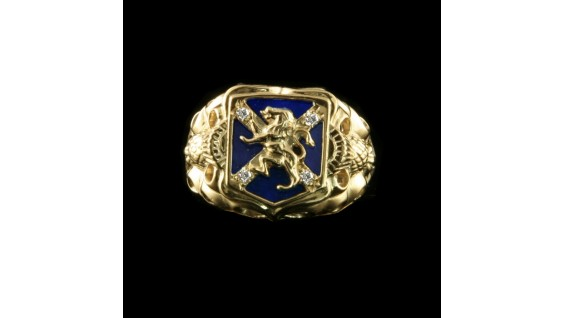 The Pride of Scotland Ring (Scottish & Celtic)